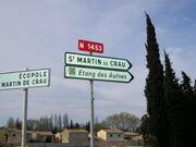 RN1453 - Saint-Martin-de-Crau