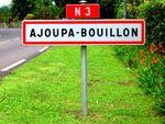 RN3 (972) - Ajoupa-Bouillon