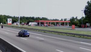 A15 Aire Cergy-Pontoise