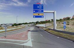 RN416 Boulogne