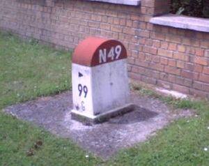 N49 borne
