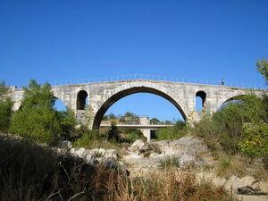 Via Domitia - Pont Julien