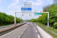 RN25 - Amiens (Rocade Nord-Est)