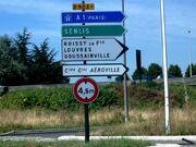 D902a (95) - Roissy-en-France