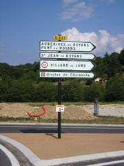 D531 - Saint-Just-de-Claix