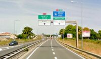 RN10 - RN137 - Saint-André-de-Cubzac