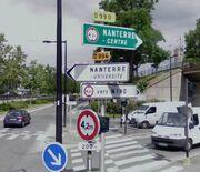 RN490 Nanterre