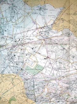 Projet antenne Est 1942