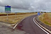 RN142 - Bourges