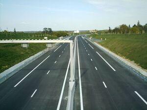 A11 Angers échangeur 16