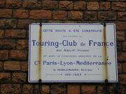 Corniche Estérel - Touring Club