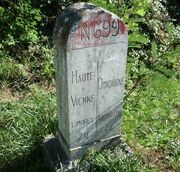 RN699 - Limite Dordogne - Haute-Vienne