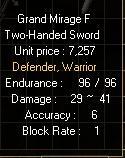 Grand Mirage F