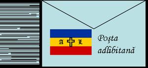 Poşta adlibitană