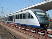 Tren Sibiu-Christianenburg