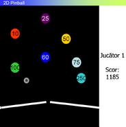 2D Pinball 1.0