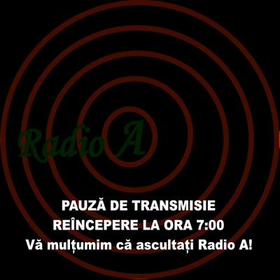 Radio A Pauza de transmisie