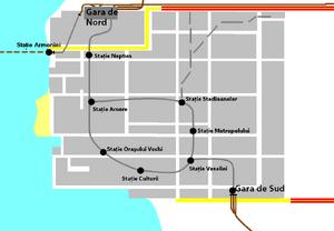 Propunere infrastructura Christianenburg