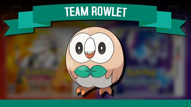 TeamRowlet