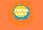 Finding Tails logo in the beginning