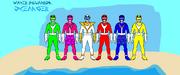 Water Squadron Oceanger