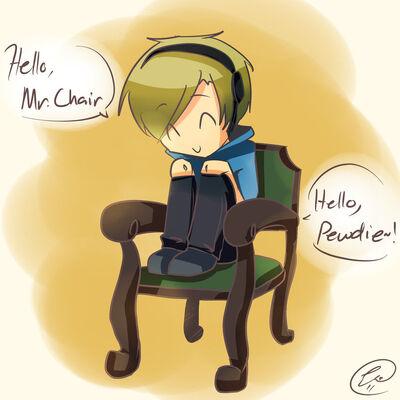 PewDiePie&Mr.Chair