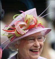Queen Elizabeth II hat 2
