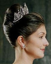 Countess alexandra drop tiara