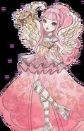 C.A. Cupid Book Art Thronecoming