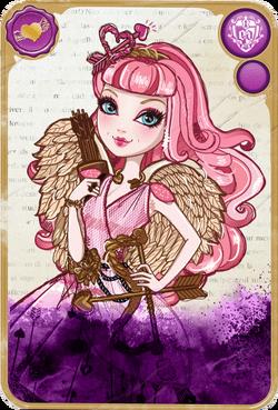 C.A Cupid Card