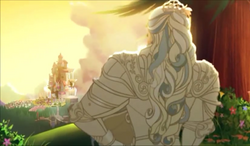 Darling Charming as White Knight - SU