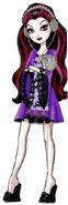 Profile Art - Getting Fairest Raven Queen