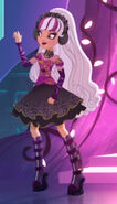 Melody Thronecoming dress