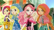 Poppy, Blondie, Cupid, Ashlynn - TTW