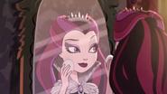 Apple's Princess Practice - Raven doing her makeup