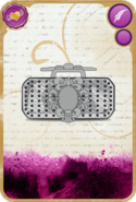 Raven Queen's Purse Card