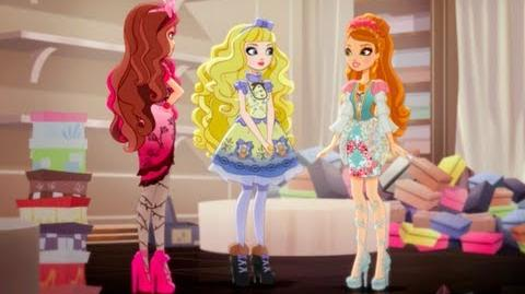 Ever After High™ - The Shoe Must Go On