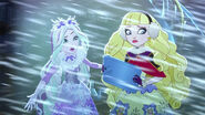 EW - WW - Crystal we didn't get the fourth castle blondie