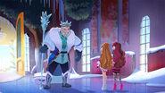 EW-TSKA - Snow King angry at Briar and Ash