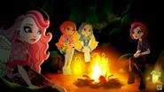 Cupid, Blondie, Ashlynn and Poppy - DN