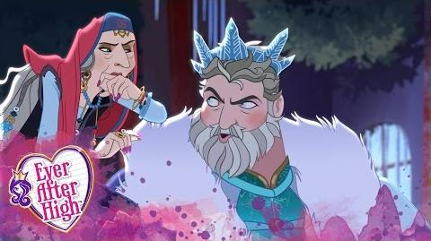 Video The Snow King Arrives Epic Winter Ever After High Royal