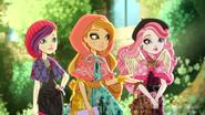 Poppy, Ashlynn, Cupid - Through The Woods
