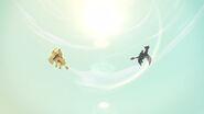 DG BTQ - Apple raven riding to sun