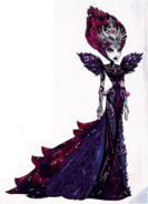 Evil Queen Book art