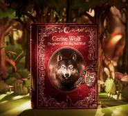 Cerise Wolf front of package - Popcritica