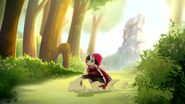 Cerise stopping - Through The Woods