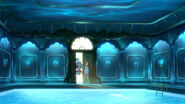 MCOOHS - Girls enter pool