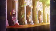 Girls outside the Dorms - GITBH