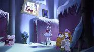 EW - WW - frozen hallway