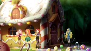 Gingerbread House - BAE